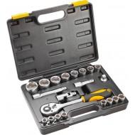 Set nasadnih ključeva Topex 38D642