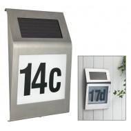 Solarni kućni broj