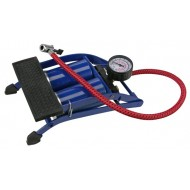 Nožna pumpa sa dva cilindra