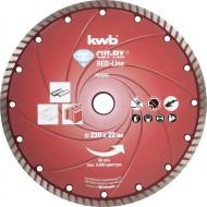 KWB CUT-FIX dijamantna rezna ploča 230x2,8 mm, Red-Line