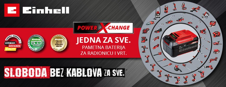 Einhell Power X Change