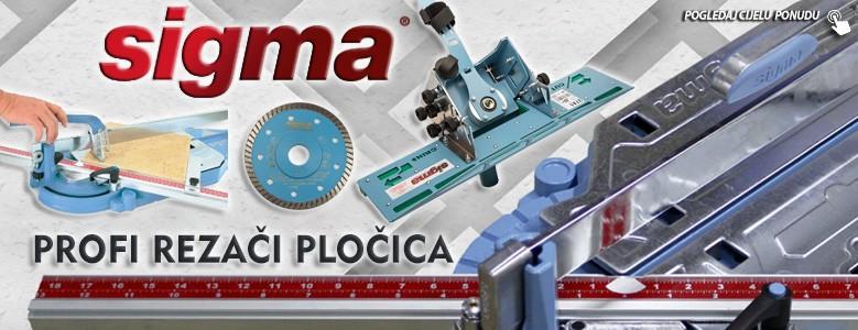 Sigma profi rezači pločica i pribor