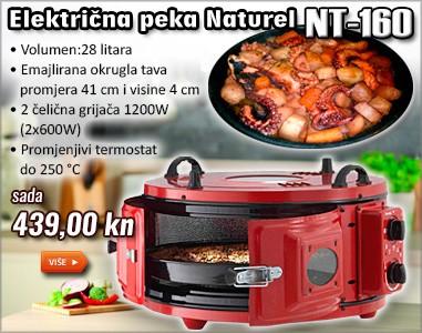 Peka električna NT-160 Naturel